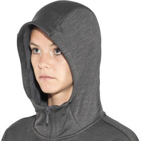 The North Face Cozy Slacker Chaqueta con cremallera completa Mujer, tnf dark grey heather